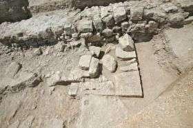 Roman Temple in Zippori