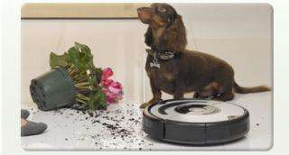Roomba 532 and 562 Pet Series