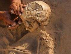 Stone Age Graveyard reveals Lifestyles of a 'Green Sahara': Two Successive Cultures Thrived Lakeside