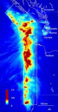Virtual 9.0 Earthquake Shakes Pacific Northwest