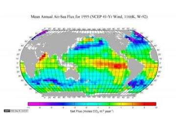 Voyage to Southern Ocean aims to study air-sea fluxes of greenhouse gases
