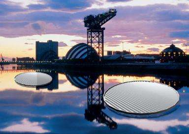 Water Lily Solar Panels
