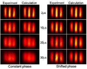 Water vapor image storage 2