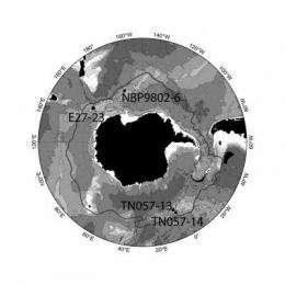 Deep Sea Sediments