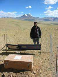 First complete image created of Himalayan fault, subduction zone