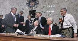 House Democrats considering insurance tax (AP)