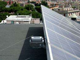 More efficient solar power with space technology