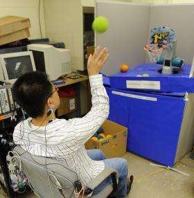 Robots that monitor emotions of ASD children