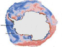 What's Holding Antarctic Sea Ice Back From Melting?