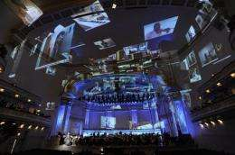 15M hits later, YouTube Symphony makes live debut (AP)