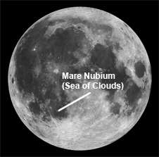 LRO's first moon images