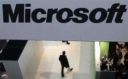 Microsoft launched its first bond issue on Monday, sparking rumors of a takeover bid