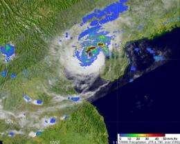 Tropical Storm Parma headed to Vietnam