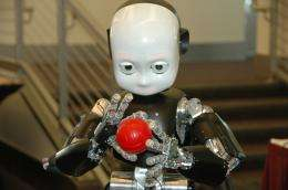 iCub, the Toddler Robot