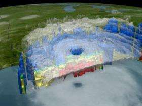 Always something brewing year 'round on NASA's hurricane Web page