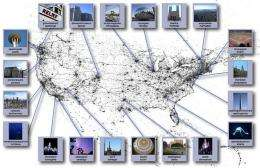 Analysis of Flickr photos could lead to online travel books