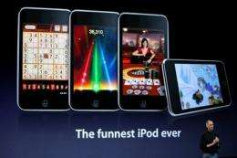 Apple have sold more than 50 mln iPhone and iPod Touch devices
