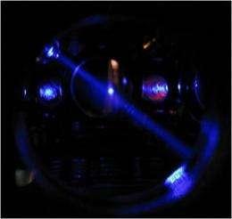 A step closer to an ultra precise atomic clock