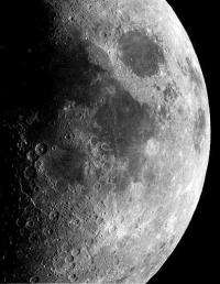 As the Earth's natural resources gradually dwindle, some scientists believe the moon could prove a goldmine