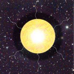 A Superbright Supernova That's the First of Its Kind