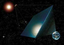 A system of space solar power system (SSPS)