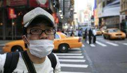 At least 7 hospitalized in US with swine flu (AP)