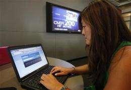 Attacks on lone blogger reverberate across Web (AP)