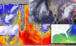 Beating the radar: Getting a jump on storm prediction