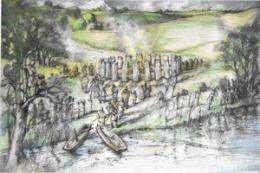 'Blue Stonehenge' discovered