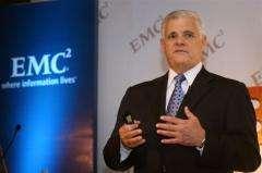 CEO of EMC Corporation Joseph M. Tucci