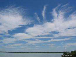 Clouds: Lighter than air but laden with lead