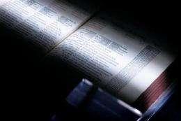 Deadline arrives in Google book-scan deal (AP)