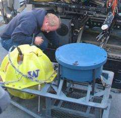 DEIMOS joins MARS and its satellite of instruments on seafloor