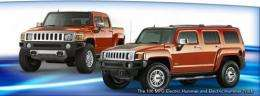 Electric Hummer