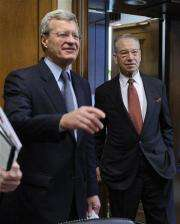 Emerging $80B deal would help fund Medicare drugs (AP)