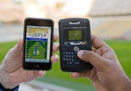 eStadium application brings multimedia sports features to smartphones