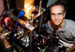 Faster protein folding achieved through nanosecond pressure jump