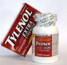 FDA panel: Lower maximum daily dose of Tylenol (AP)