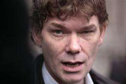 Gary McKinnon says he was only looking for evidence of UFOs