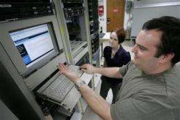 Government Web sites kept alive at Cyber Cemetery (AP)