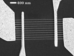 Graphene Shows High Current Capacity and Thermal Conductivity