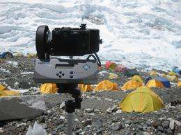 Highest GigaPan Panoramas Taken On Earth's Surface