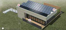 Solar Home Built by Students