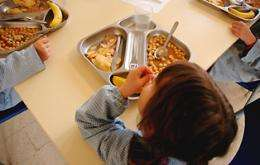 Improvements in School Nutrition Have Positive Influence on Youth Eating Behaviors