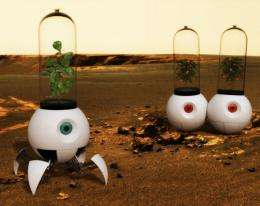 Le Petit Prince -- the Cute Little Gardener Meant for Mars