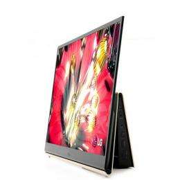 LG to Launch 15-inch OLED TV