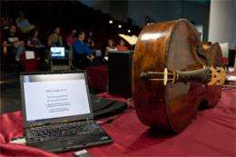 Lost sounds of the past brought to life