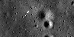 LROC's first look at the Apollo landing sites