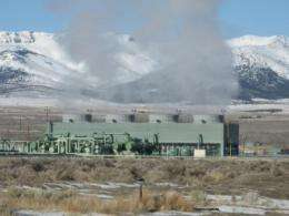 Making geothermal more productive