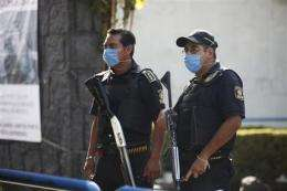 Mexico City closes museums to stop flu outbreak (AP)